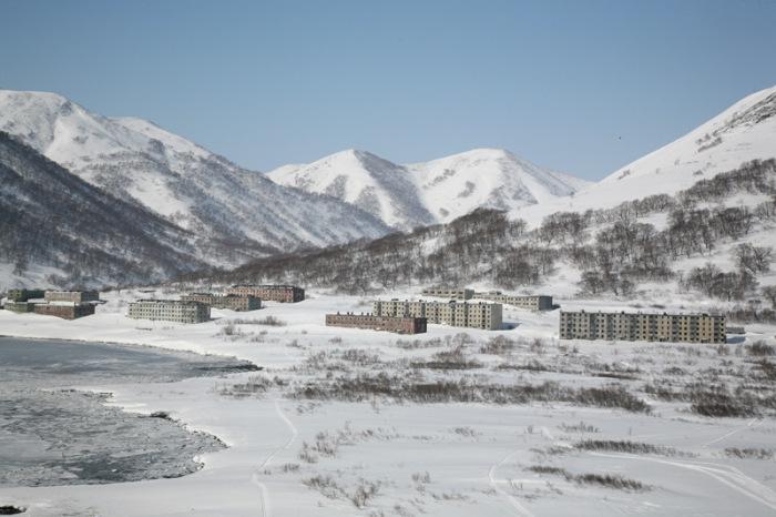 Абсолютно автономный современный поселок с собственной инфраструктурой был возведен очень быстро / Фото: drive2.com