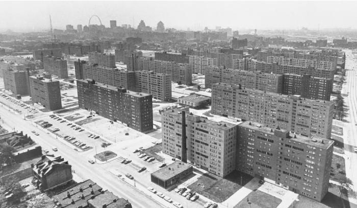 Американцы раньше СССР начали строительство типовых построек / Фото: semanticscholar.org