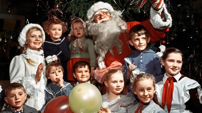 Новый год - любимый праздник советских граждан / Фото: id.rbth.com