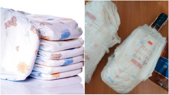 Осталось завернуть напиток или замороженные продукты питания в такой памперс и можно отправляться в путь / Фото: polsov.com