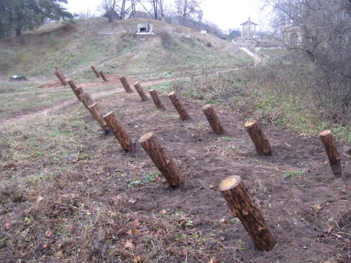 Такие укрепления предназначались для защиты населенных пунктов во время войны / Фото: odin-fakt.ru