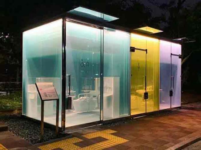 Идея многофункциональных туалетов действительно заслуживает внимания / Фото: vysteh.com
