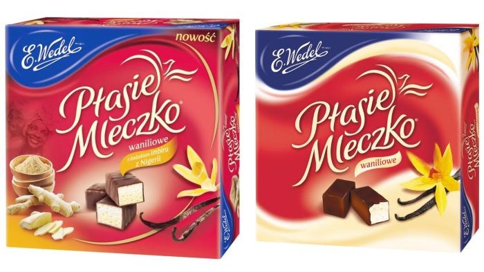Название «Птичье молоко» появилось благодаря сотрудникам польской фабрики / Фото: ru.russianfoodusa.com