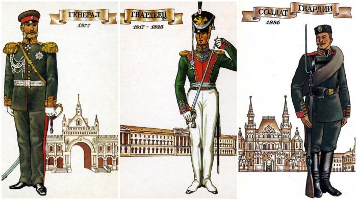 На рукава военной формы XIX столетия пуговицы пришивались обязательно / Фото: etoretro.ru