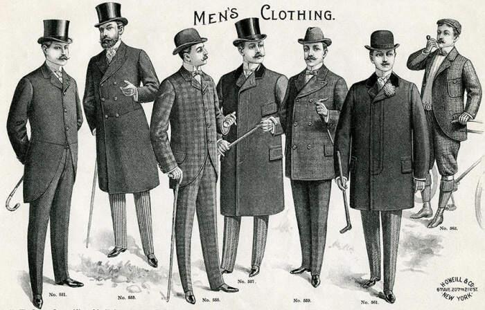 Производители фраков и пиджаков хотели сделать свой товар максимально практичным и функциональным, поэтому на рукава начали пришивать пуговицы / Фото: poradumo.com.ua