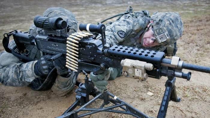 В условиях современной войны ведение огня длительно не предусмотрено / Фото: gunsfriend.ru