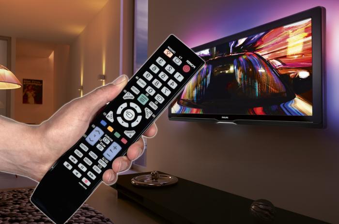 Зачем на пульте для телевизора нужны кнопки различных цветов