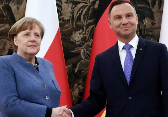 Польское руководство в 2017 г. выдвинуло к Германии требование о возобновлении выплаты репараций / Фото: gordonua.com