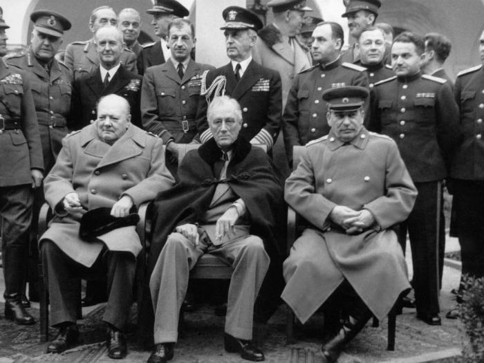 Решение в отношении нацистской Германии принималось на Потсдамской и Ялтинской конференциях / Фото: history.com.ru