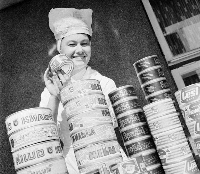 Рыбный день в СССР появился неслучайно / Фото:  m.fishki.net