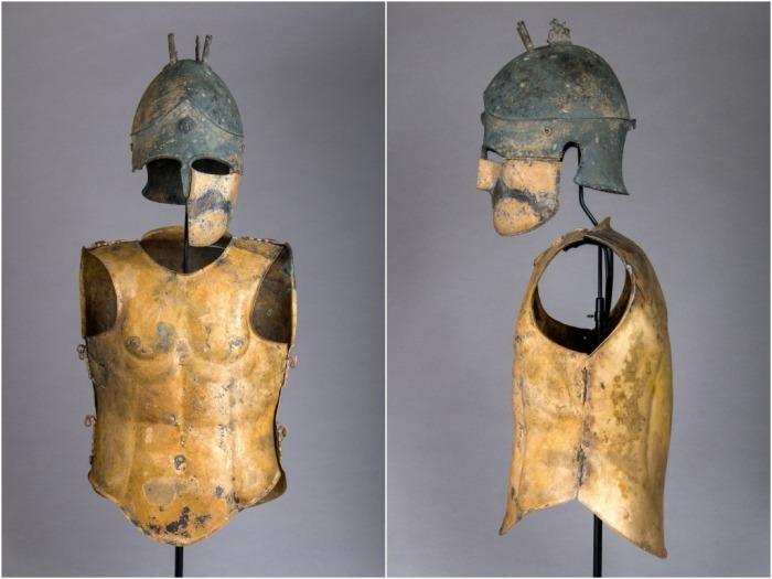 Кирасы начали использовать и этруски, соседствующие с римлянами / Фото: educationquizzes.com