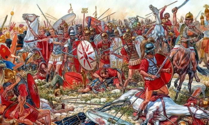 Даже Ганнибал Барка, знаменитый карфагенский полководец и наиболее серьезный противник Рима, копированием заниматься не стал / Фото: warspot.ru