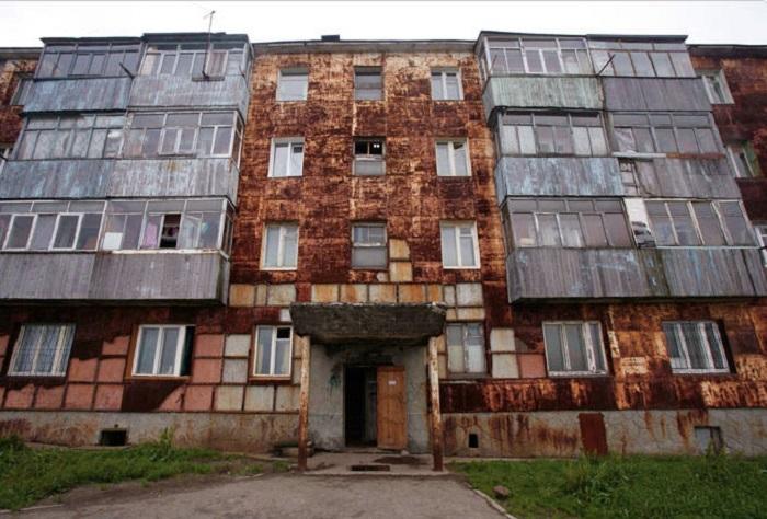 Железо сильно восприимчивое к влаге, поэтому быстро покрывается ржавчиной / Фото: yandex.ru