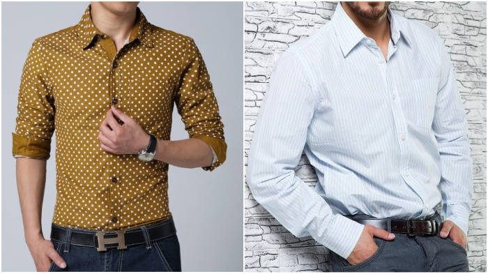 Ранее карманы могли быть только у рубашки, сейчас это уже не так принципиально / Фото: manrule.ru