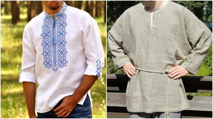 Слова рубашка и сорочка используются как синонимы более ста лет назад / Фото: fashion-expects.blogspot.com