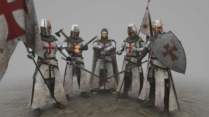 Орден тамплиеров находился на пике своей популярности в Европе почти две сотни лет / Фото: youtube.com