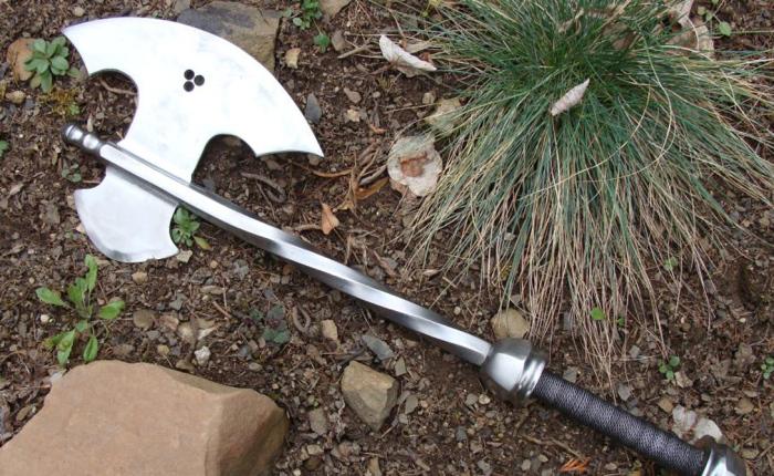 у воинов периода Средневековья для выбора в пользу топора было целых семь причин / Фото: dnpmag.com