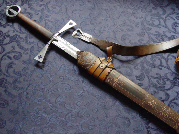 В те времена отыскать качественное железо было проблематично, поэтому изготовить хороший меч было крайне сложно / Фото: keywordbasket.com