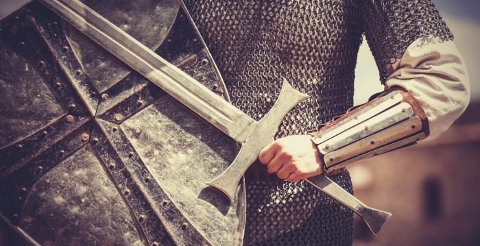 На самом деле меч является очень эффективным при ведении боя / Фото: nowescape.com