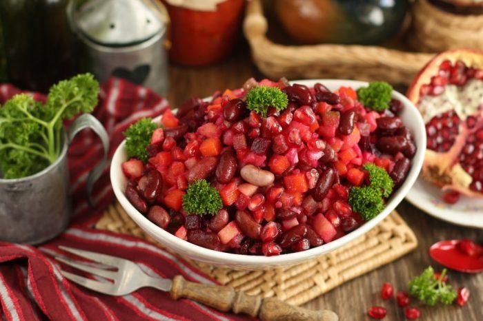 Винегрет - вкусно и полезно / Фото: topcheff.ru