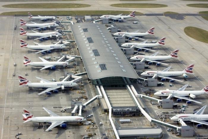 Аэропорты переполнены авиалайнерами из-за карантина / Фото: simpleflying.com