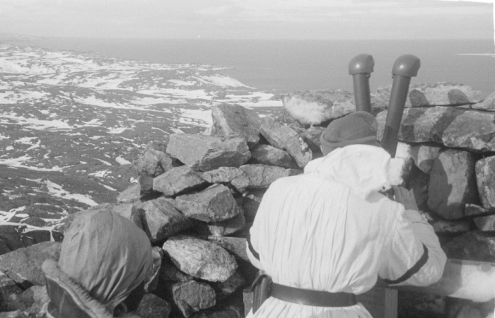Камнем преткновения для немцев стал крайний север Советского Союза / Фото: feldgrau.info