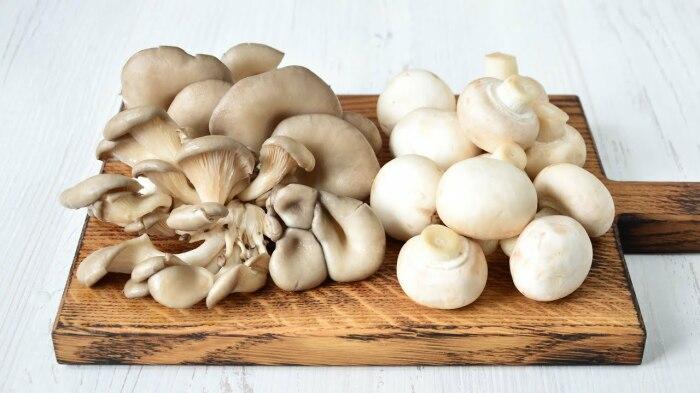 Есть способ превратить вешенки и шампиньоны в очень вкусные грибы, практически, как лесные / Фото: likelive.ru