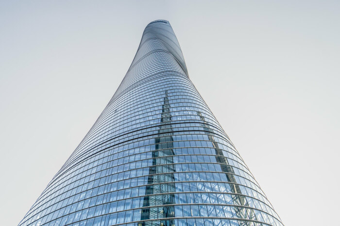 Инженеры создали индукционный демпфер, который использовали при возведении небоскреба / Фото: skyscrapercity.com
