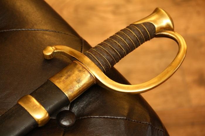Артиллерийская сабля образца 1868 года / Фото: osob.store