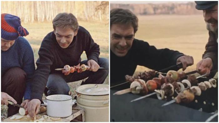 Традицию добавлять уксус в маринад для шашлыка приписывают россиянам / vladimir.kp.ru