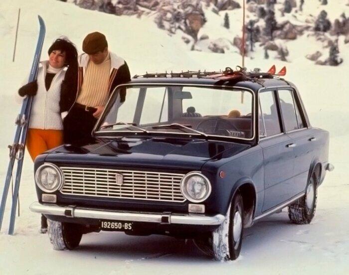 Хорошее качество советской зимней резины позволяло ездить на ней в любую погоду и в любое время года / Фото: news.drom.ru