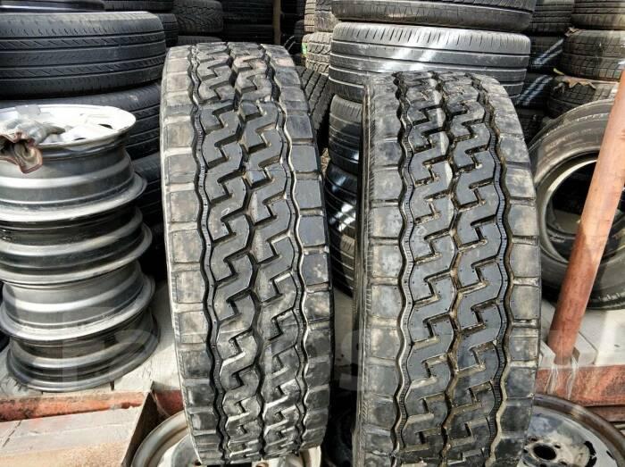 Зимние шины в СССР были дорогим удовольствием, поэтому покрышки использовались до последнего / Фото: baza.drom.ru