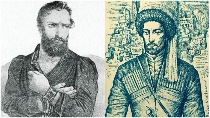 В стенах крепости отбывали наказание и поляк Валериан Лукасиньский, и шейх Мансур / Фото: ru.m.wikipedia.org