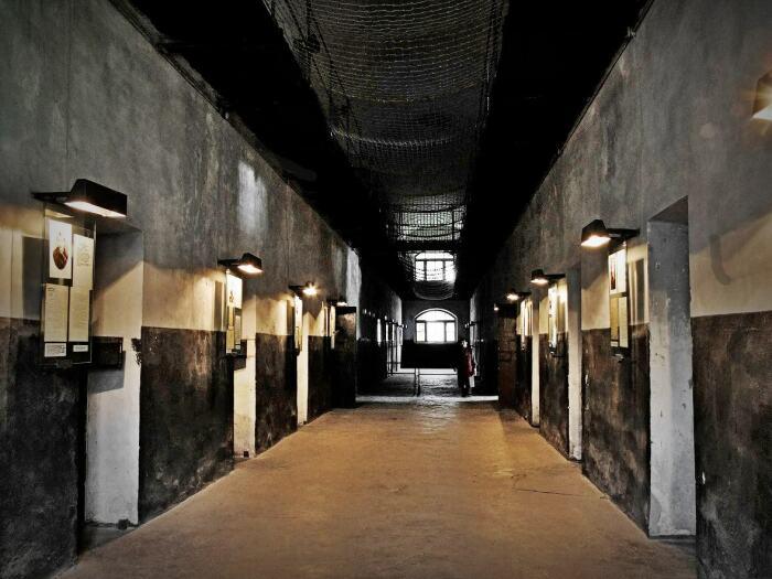 В 18 веке крепость стала официальной тюрьмой для политзаключенных / Фото: g812.ru