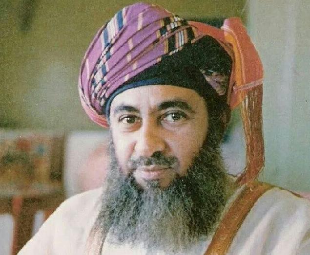 В период с 1938 г. по 1970 г. бразды правления были в руках Саида Бен Таймура / Фото: Pinterest
