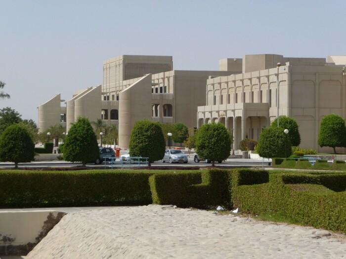 Университет в Омане / Фото: solzet.ru