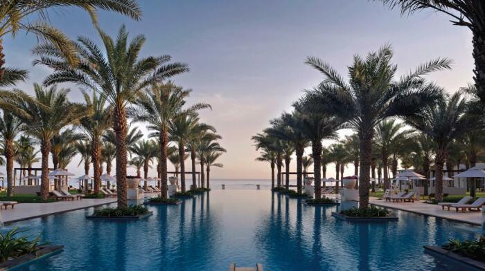Туристический бизнес в Омане развит отлично / Фото: glavnoe.dp.ua