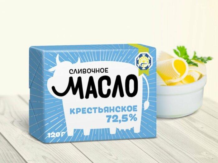 Сливочное масло - натуральный вкусный продукт, полезный для здоровья / Фото: m.godesigner.ru