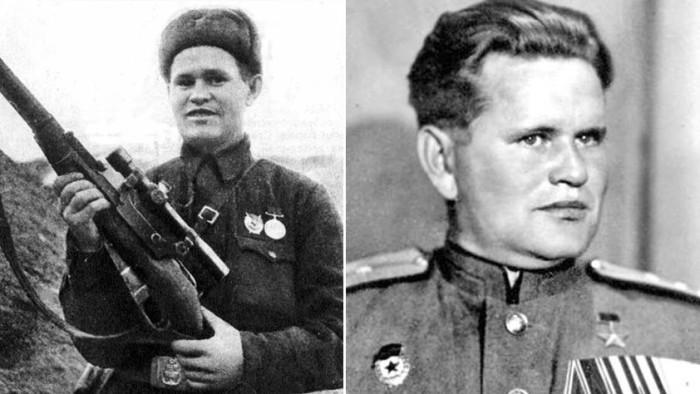 Василий Зайцев - знаменитый советский снайпер времен Второй мировой войны / Фото: proexpress.com.ua