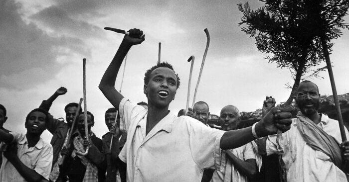 Барре решил воевать с Эфиопией, дружественной с Советским Союзом, лишившись таким образом поддержки СССР / Фото: pikabu.ru