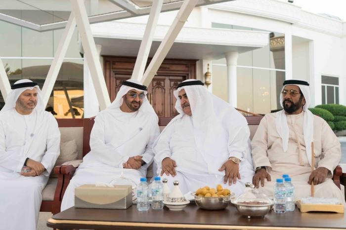 Аль Нахайян, семья шейхов из ОАЭ, финансировала морское подразделение полиции для пресечения нападений на танкеры с нефтью / Фото: emirates247.com
