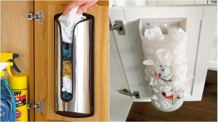 Раньше советские граждане хранили пакеты в пакете, а сейчас во всем мире продают для этого специальные контейнеры / Фото: e-pard.com