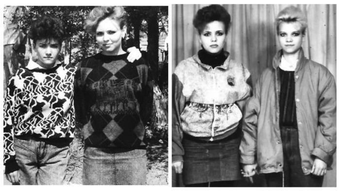 Одежда в СССР не отличалась особым разнообразием / Фото: m.fishki.net