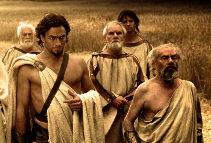 Пенсионный возраст у спартанцев наступал только после 60 лет / Фото: kakprosto.ru