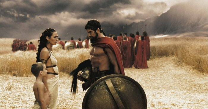 Отношение к семье и браку в Спарте было утилитарное / Фото: funart.pro