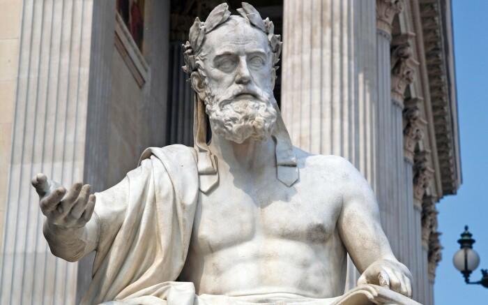 Древнегреческий философ Ксенофонт восхищался силой и могуществом небольшого государства / Фото: inha.ru