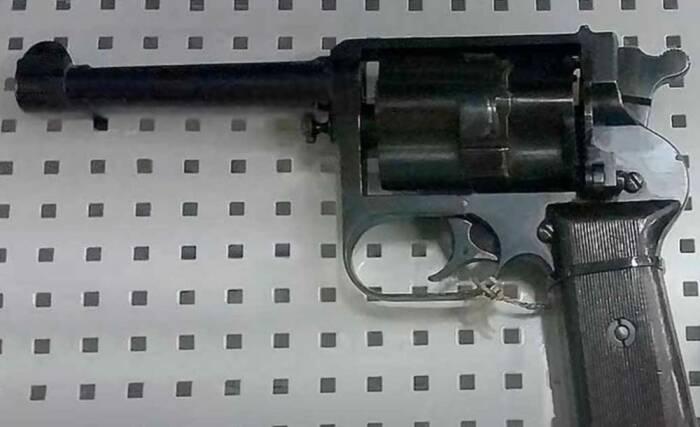 Ограниченное число револьверов этого типа в 1943 г. сделали из металла / Фото: imag.one