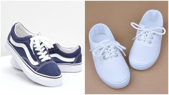 Если подпятник сильно мягкий или отсутствует совсем, лучше отказаться от покупки такой обуви / Фото: 100sp.ru