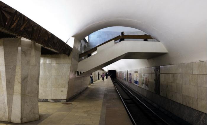 Для осуществления пересадки на другое направление достаточно было потратить 15 секунд / Фото: метрофото.рф