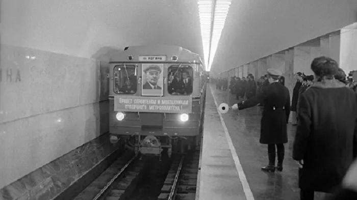 Станция Китай-город была открыта 3 января 1971 года / Фото: gazeta-delovoy-mir.ru/ Фото:
